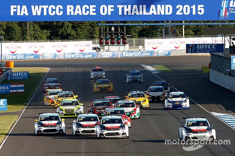 "WTCC targets ""more than 18 cars"" in 2016"