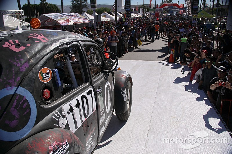 Experiencing the Baja 1000