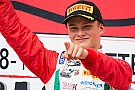 Prema promotes Italian F4 champion Aron to European F3