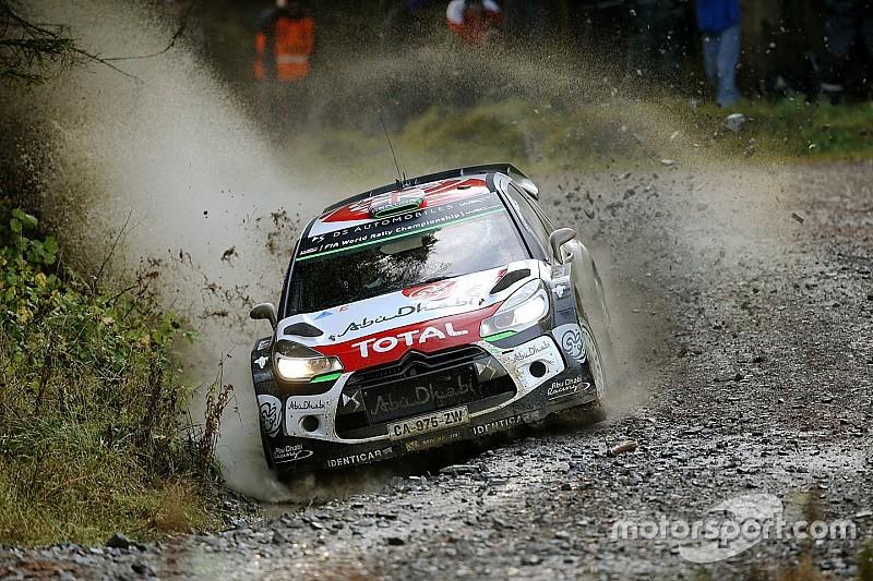 Citroën verlängert WRC-Vertrag von Kris Meeke um drei Jahre