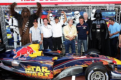 Recordando la invasión de Star Wars a la Fórmula 1
