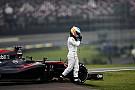 'Fernando Alonso wist waar hij aan begon' - Ron Dennis