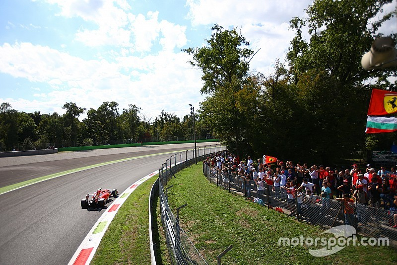 Law change only way to save Monza, says Italy chief