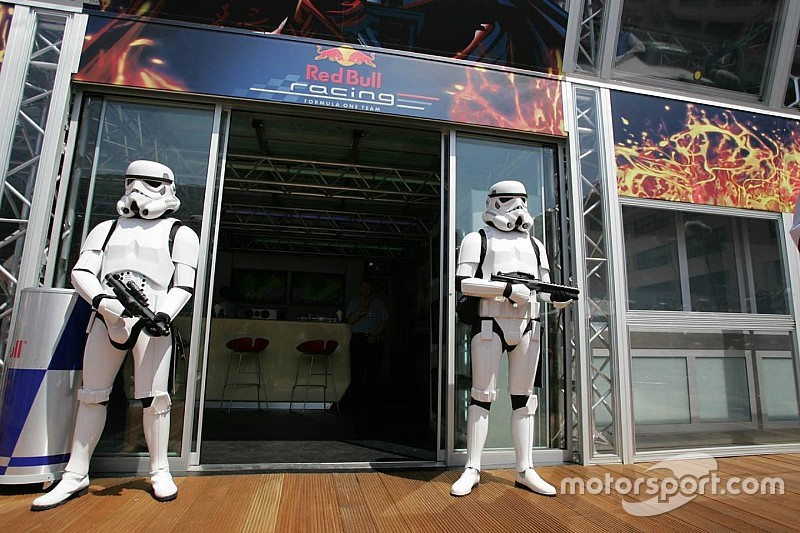 Foto gallery: Star Wars in Formula 1