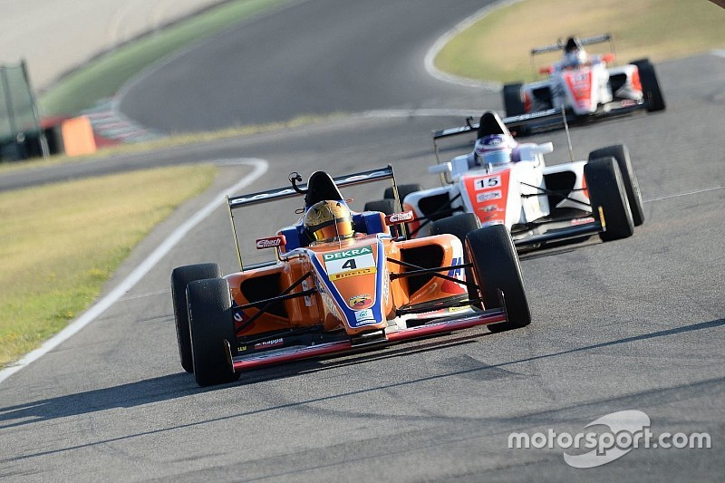 Beckmann met steun van Red Bull naar Formule 3