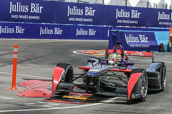 Formula E Vergne remontó del sitio 17 hasta la octava posición