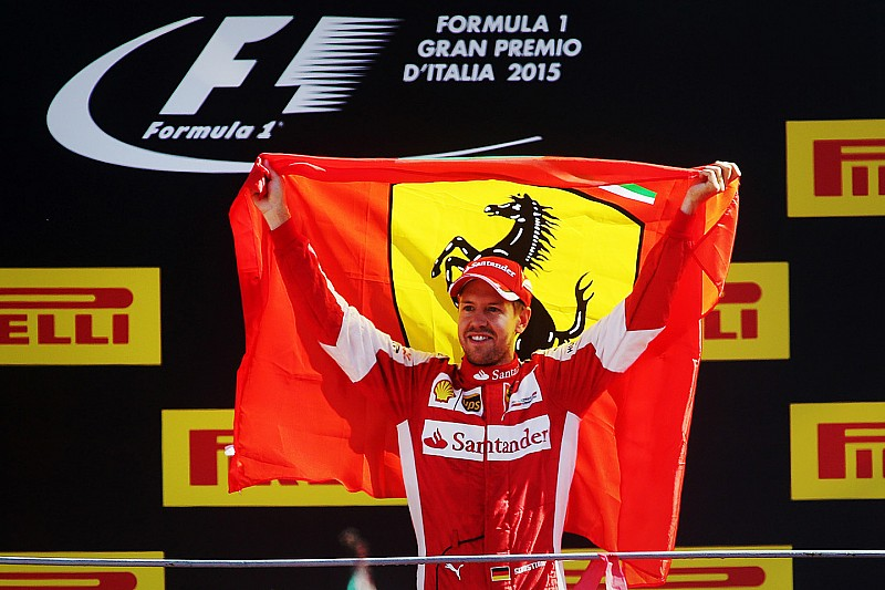 Top Stories of 2015; #17: Vettel wins with Ferrari
