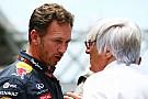 Horner cree que 'fuerzas inesperadas' resolverán incetidumbre en F1