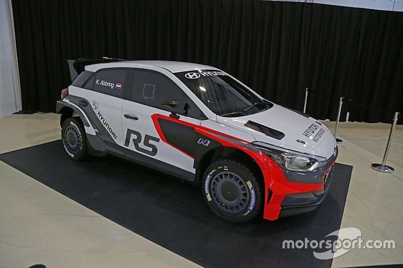 Abbring condurrà i test della Hyundai i20 R5