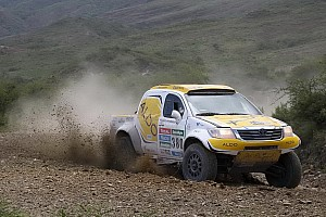 Other rally Breaking news ALDO Racing Team to compete in the Silk Way Rally