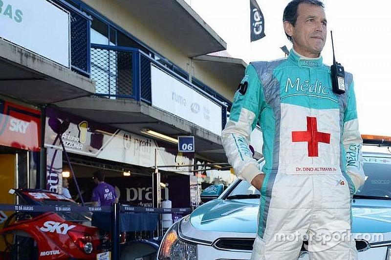 Médico da Stock pede mais cuidado de pilotos com doping