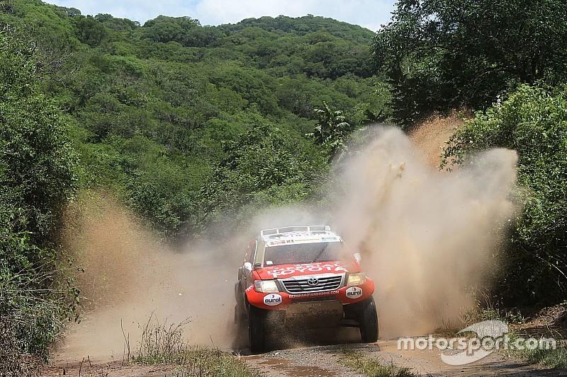 Interview Bernhard ten Brinke: 'Ja, ik kan de Dakar winnen'