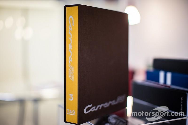 Editora relança livro dos sonhos para fãs do Porsche Carrera