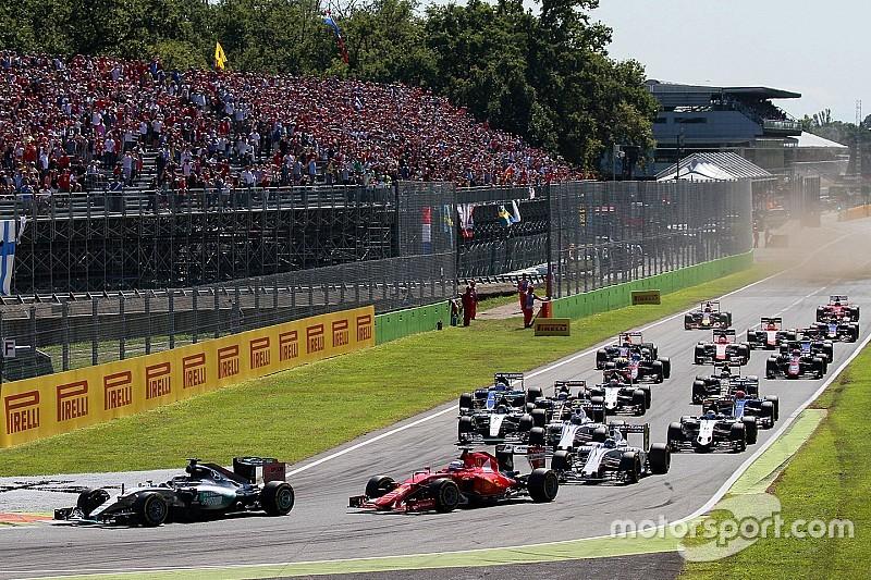Gesetzesänderung rettet Grand Prix von Italien