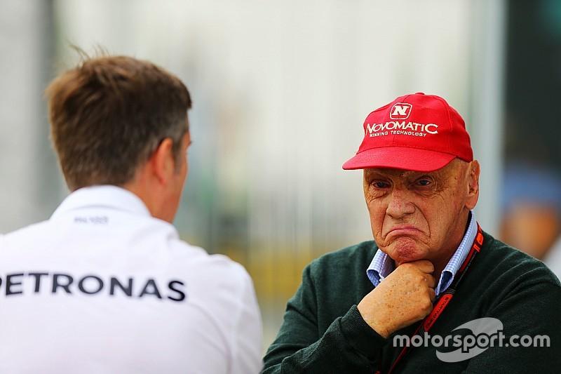 """Lauda: """"Il nostro margine di sviluppo si è ridotto"""""""