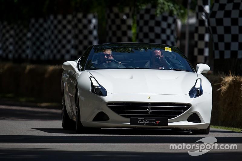 Ferrari roept California T terug vanwege brandgevaar