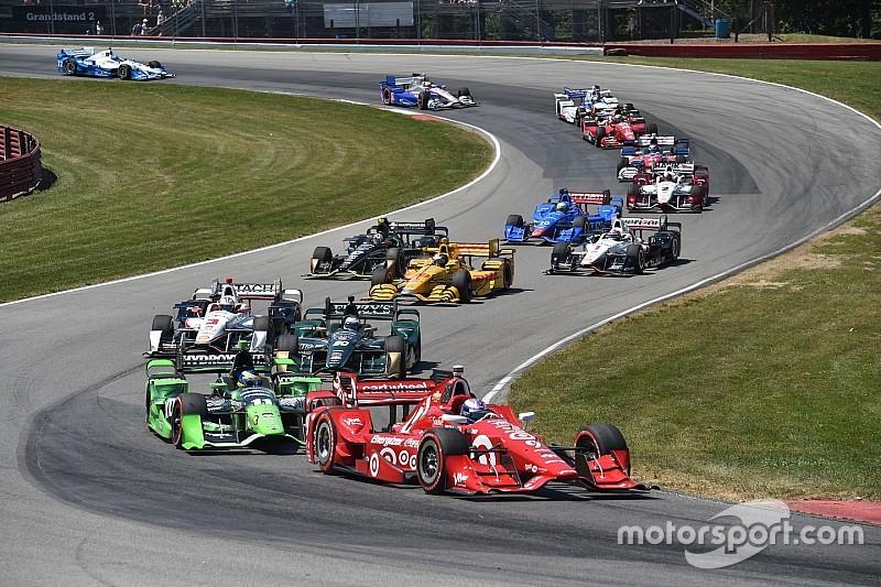 Йоханссон: IndyCar лучше Формулы 1