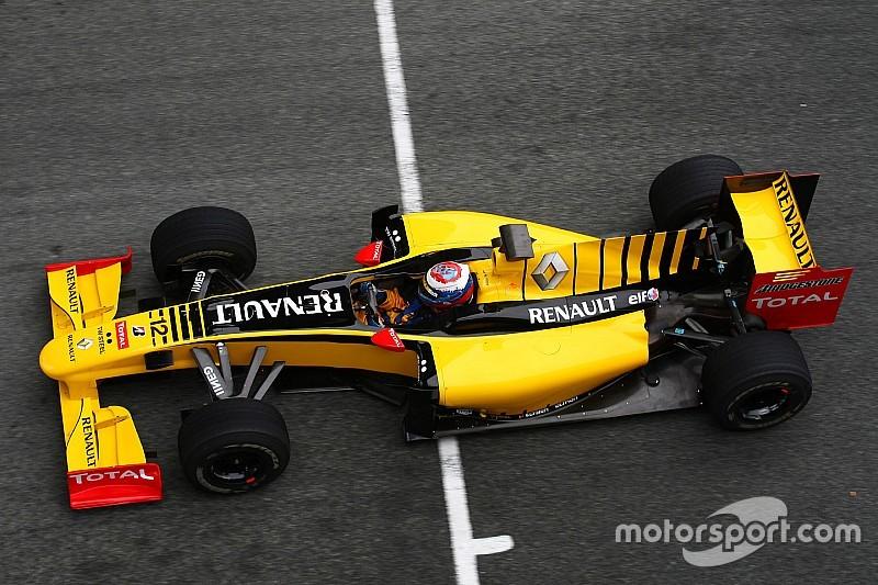 Алези: У Renault нет шансов на подиумы в 2016-м