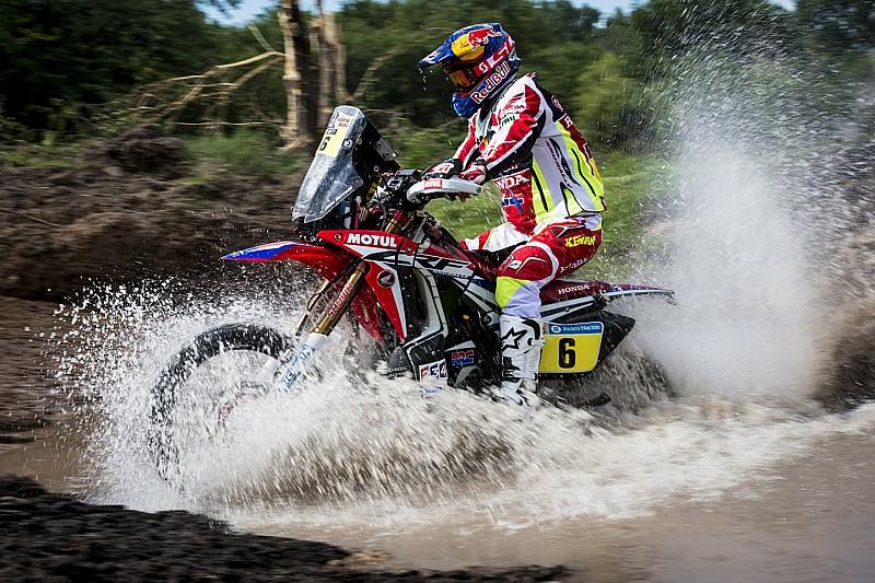 Tweede etappe Dakar Rally ingekort