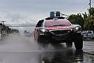 Sebastien Loeb, sorprendido por liderar en Dakar