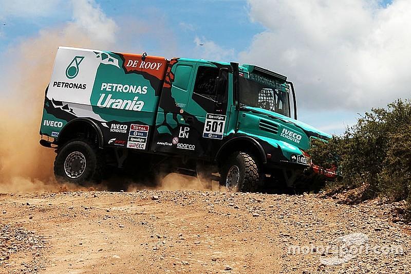 Dakar, Tappa 3: il meteo blocca la gara dei camion