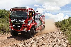 Dakar Stage report Dakar Trucks, Stage 3: Kolomy quickest, Stacey keeps overall lead