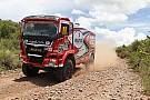 Dakar Trucks, Stage 3: Kolomy quickest, Stacey keeps overall lead