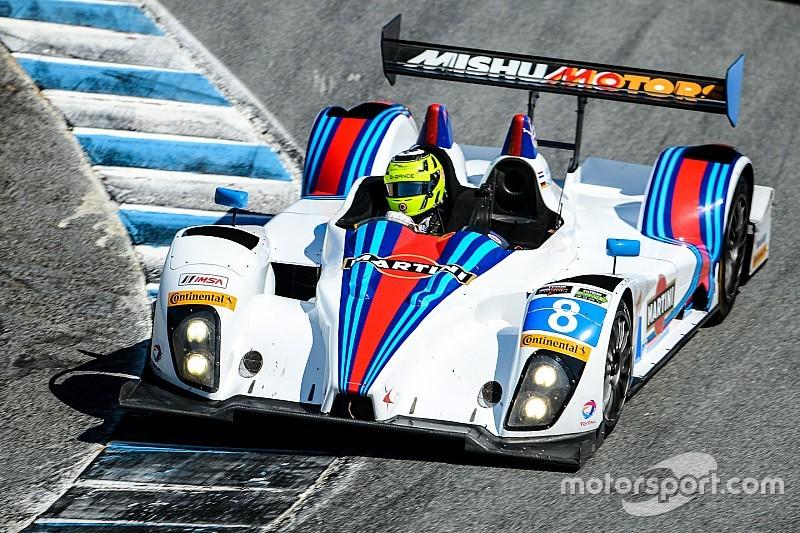 Renger van der Zande: 'Daytona winnen is het hoofddoel'