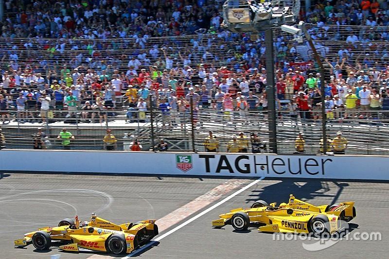Andretti Autosport met aux enchères une voiture... en activité!