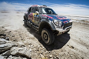 Dakar Stage report Two MINI ALL4 Racing in the top ten