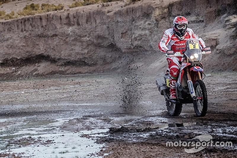 Dakar, la direzione gara restituisce 11' a Goncalves