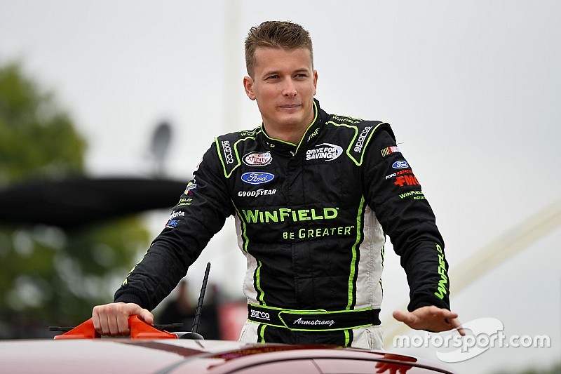Armstrong finds new home for 2016 NASCAR Xfinity Series season