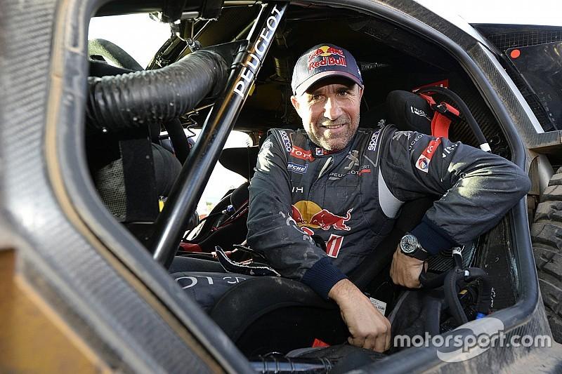 Peterhansel vrijgesproken en blijft in de Dakar Rally