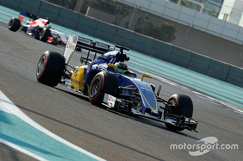 Giampolo Dall'Ara abandona al equipo Sauber
