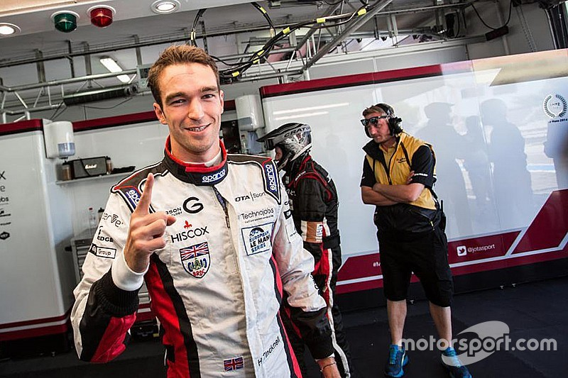 JOTA retains Tincknell for third successive ELMS campaign