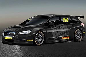 BTCC Actualités Subaru rejoint le BTCC avec l'équipe BMR