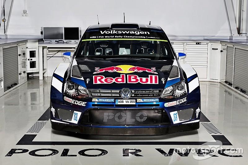 大众发布升级版Polo R WRC