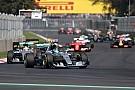 Pirelli attend toujours des F1 plus rapides de 5 secondes en 2017
