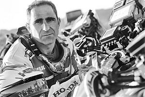Dakar Intervista Dakar, Goncalves: