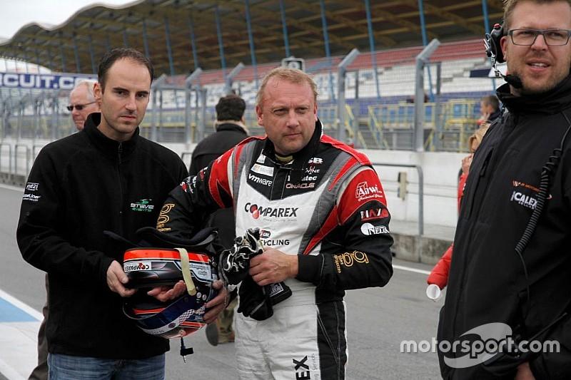 Steve Vanbellingen pensa alla TCR Benelux Series