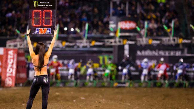 San Diego ospita il secondo round del Supercross