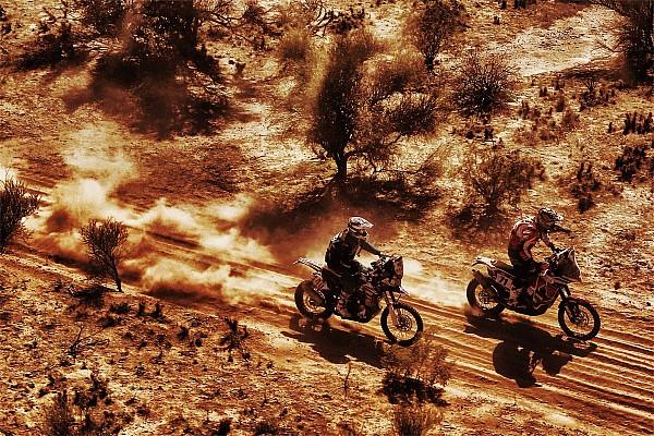 Dakar Intervista Dakar, Mitsuhashi:
