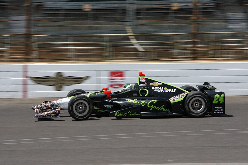Reinbold set to announce entry for Indy 500