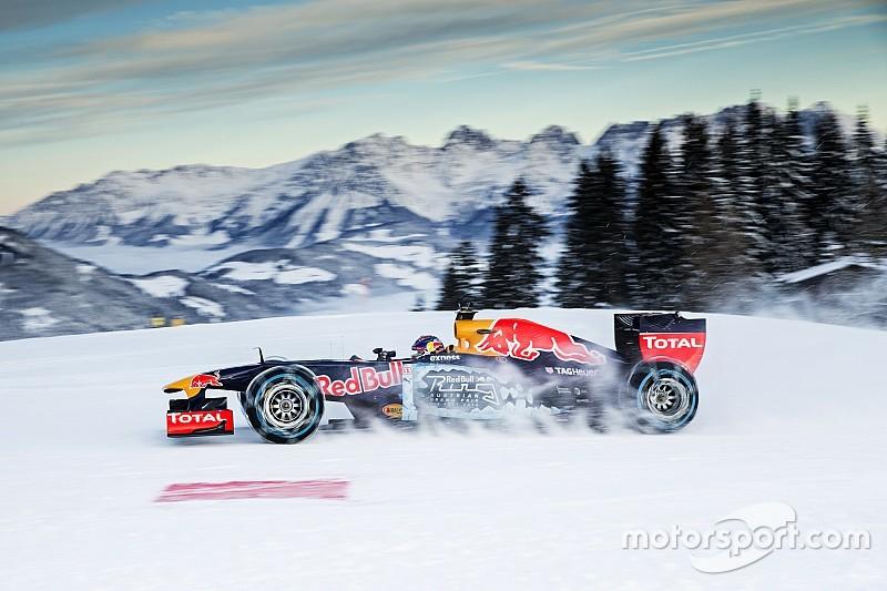Mogelijk fikse boete voor Red Bull na Formule 1-demo Verstappen