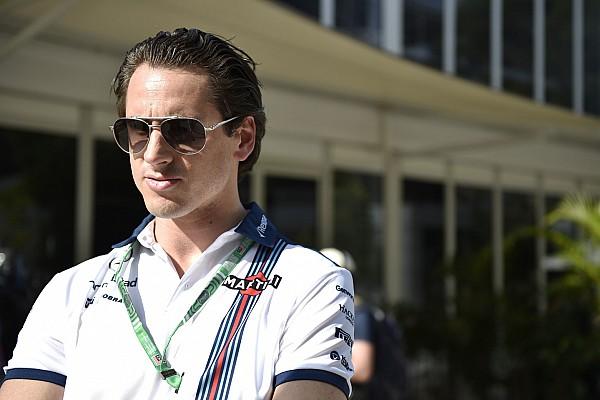 Sutil gaat niet door als reservecoureur bij Williams