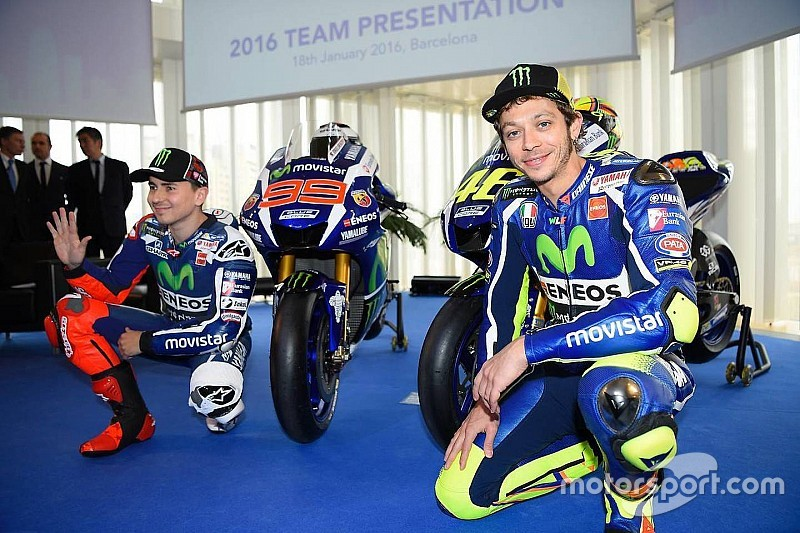 "Yamaha calls for ""respect"" between Lorenzo and Rossi"