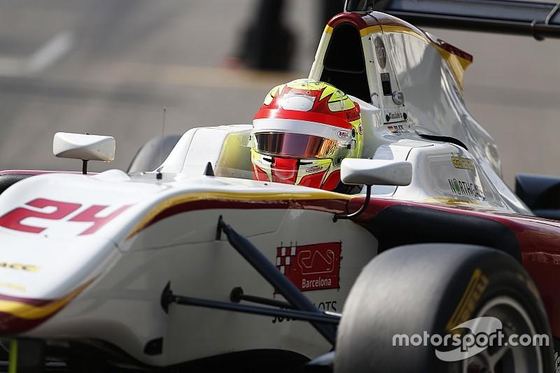 Campos Racing anunció a sus pilotos para GP3