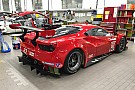 La 488 di Risi Competizione è pronta per Daytona
