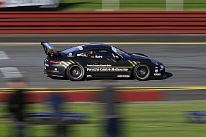 Porsche Breaking news Baird steps back from racing, takes Porsche Driving Standards role