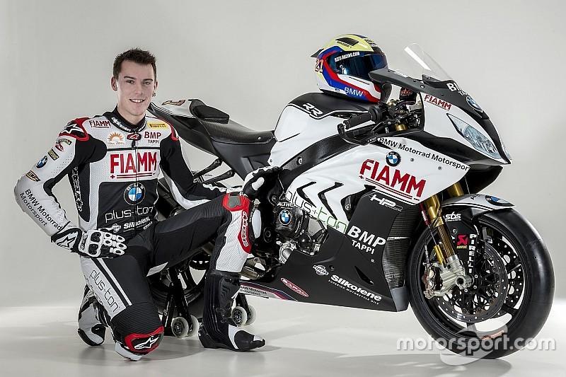 BMW-Team Althea Racing stellt Motorrad für Superbike-WM vor